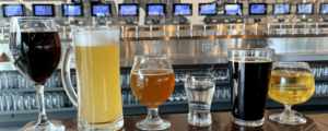 Everything on selfpour taps