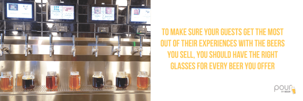 PourMyBeer self-pour technology offers ability to sample by the ounce