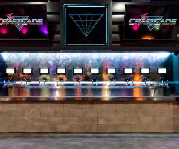 Selfpour arcade