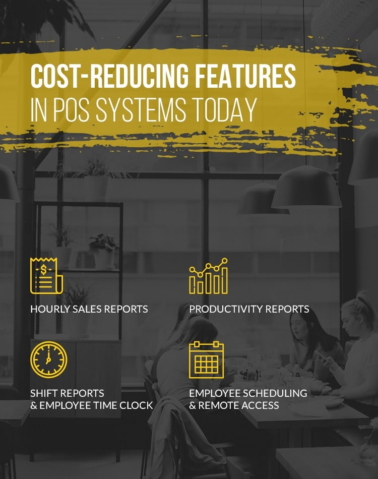 Cost Reducing Features in Your POS