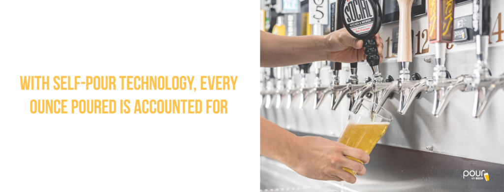 PourMyBeer self-serve technology increased beverage sales for Pizza Factory