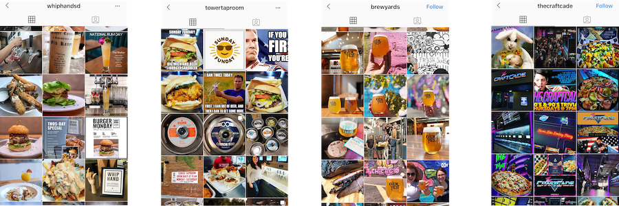 PourMyBeer's Customers Instagrams