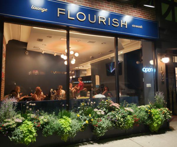 Flourish PourMyBeer Location in Oak Park