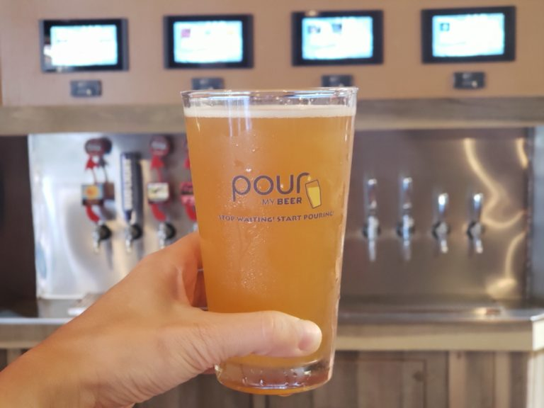 Pizza Factory uses PourMyBeer