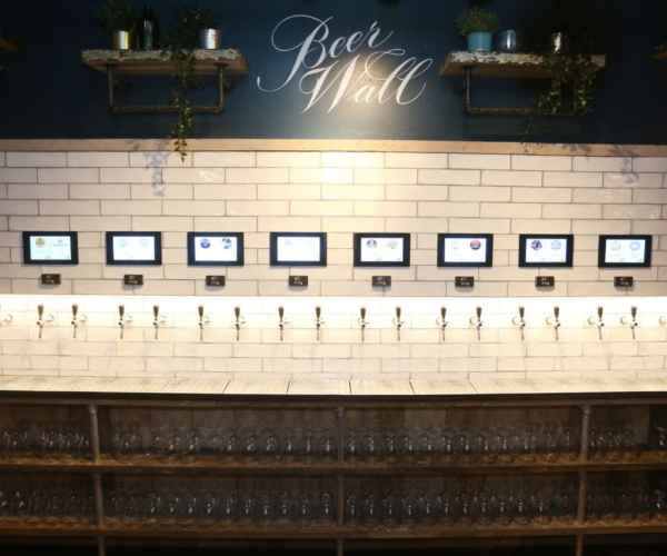 PourMyBeer system in UK