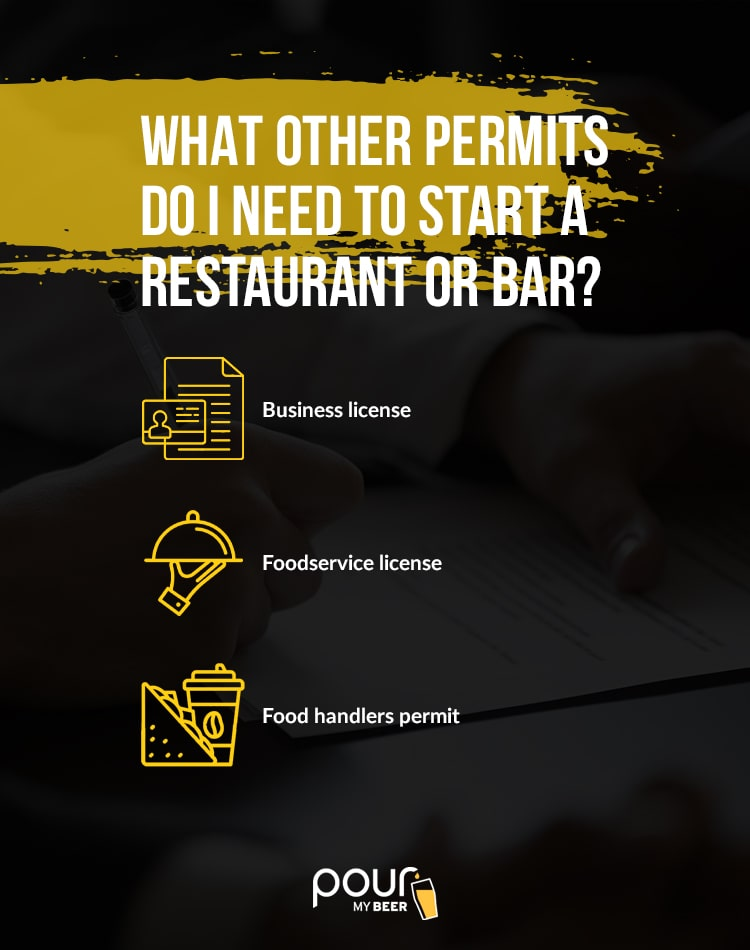 What Other Permits Do I Need to Start a Restaurant or Bar?