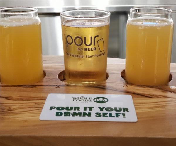 PourMyBeer in Whole Foods