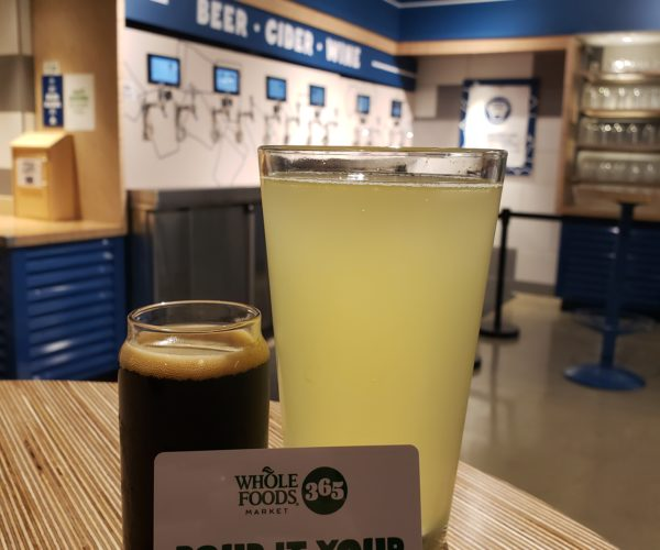 PourMyBeer at Whole Foods