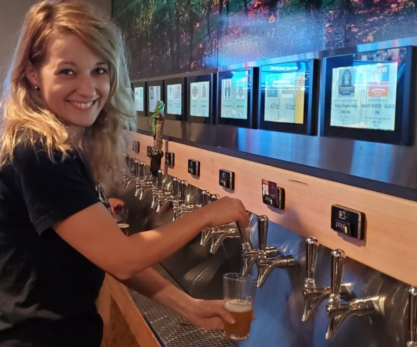 PourMyBeer system pours beer