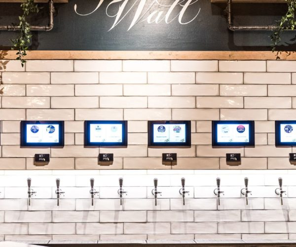 PourMyBeer Beer Wall