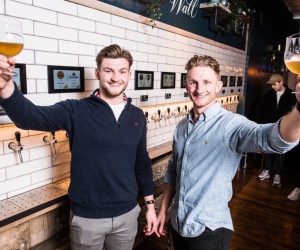 PourMyBeer self-pour beverage wall in UK
