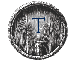 Tapster self-pour taproom logo