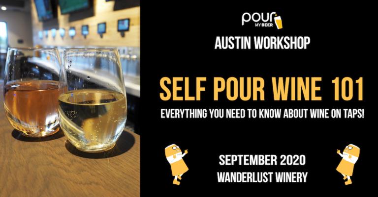self-pour workshop
