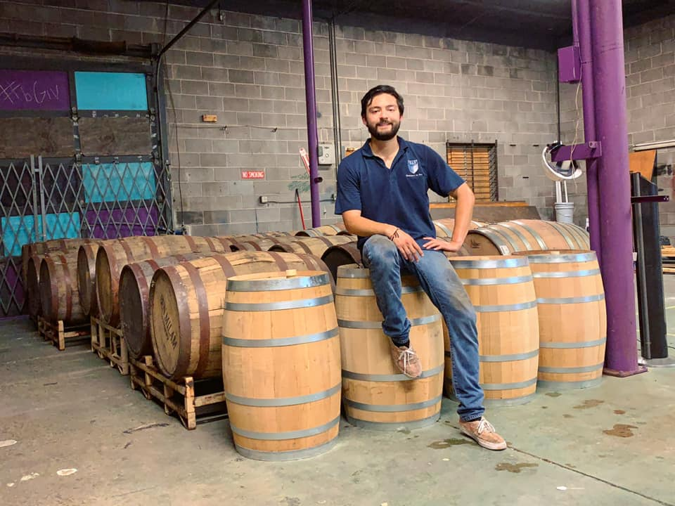 Austin Winery Empowered by PourMyBeer Technology