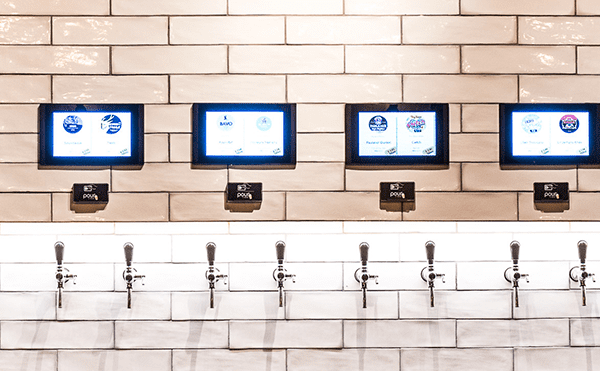 PourMyBeer leading self-pour technology on the market