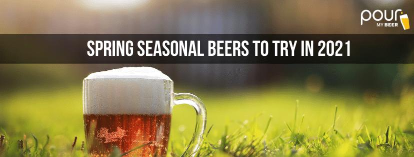 seasonal beers to try in 2021