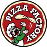 Pizza factory logo