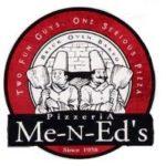 me & eds pizza logo