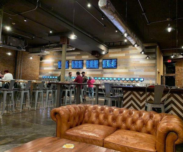 Fountainhead Taproom Lounge Area