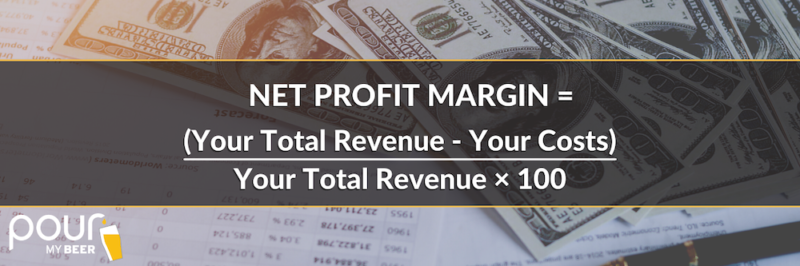 How to Calculate Net Profit Margin for Bar
