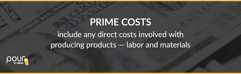 How to Calculate Prime Cost for Bar