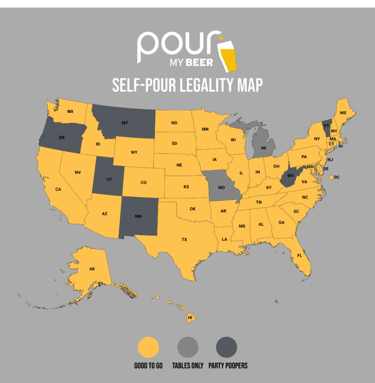 PourMyBeer United States self-pour legality map