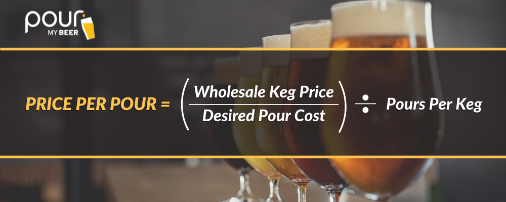 How to Price Draft Beer in Your Bar or Restaurant