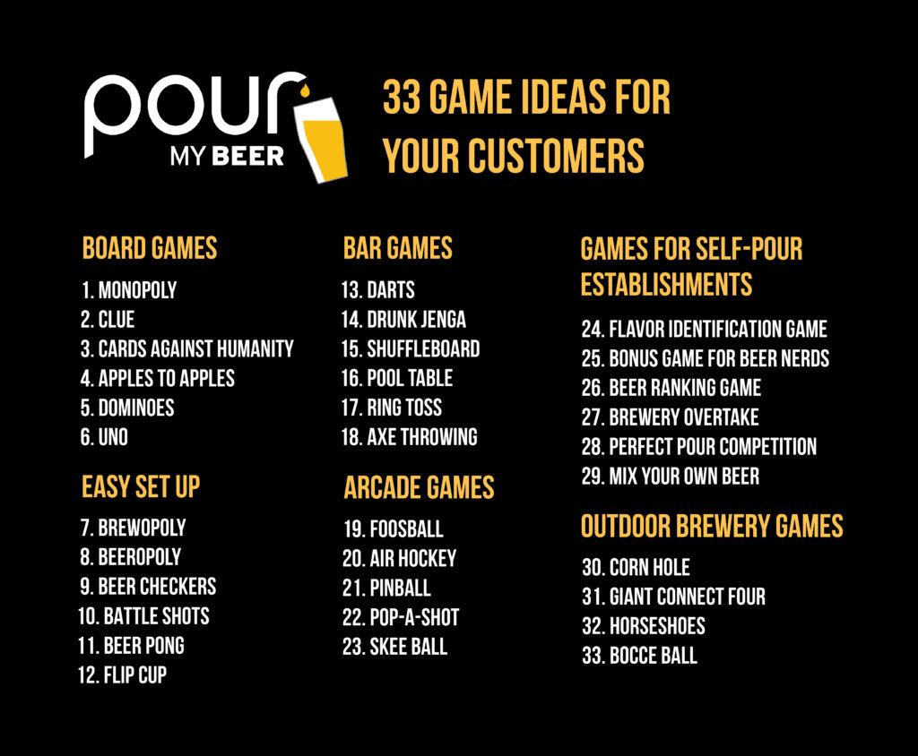 33 Games to Keep Customers Coming Through Your Doors