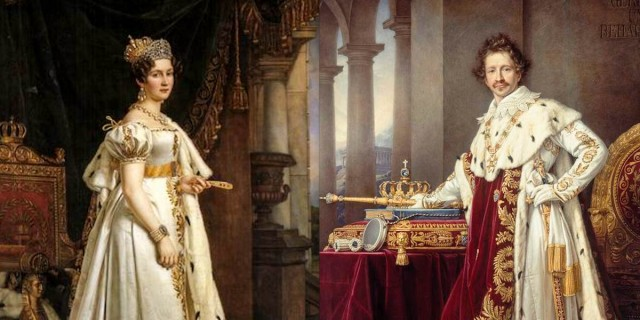 Prince Ludwig and Princess Therese - History Behind Oktoberfest