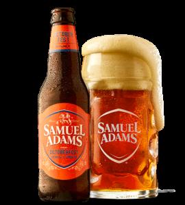 Sam Adams Beer - Oktoberfest