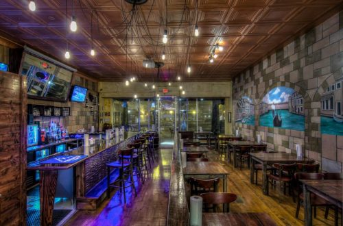 How Leopoldo's succeeded with a self-pour beverage wall from PourMyBeer