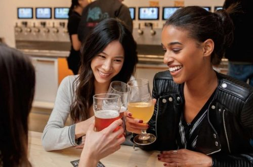 self-pour technology by PourMyBeer and millennials