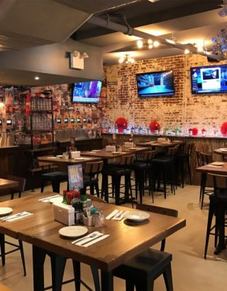 Duke's NYC opens a bar with beverage wall